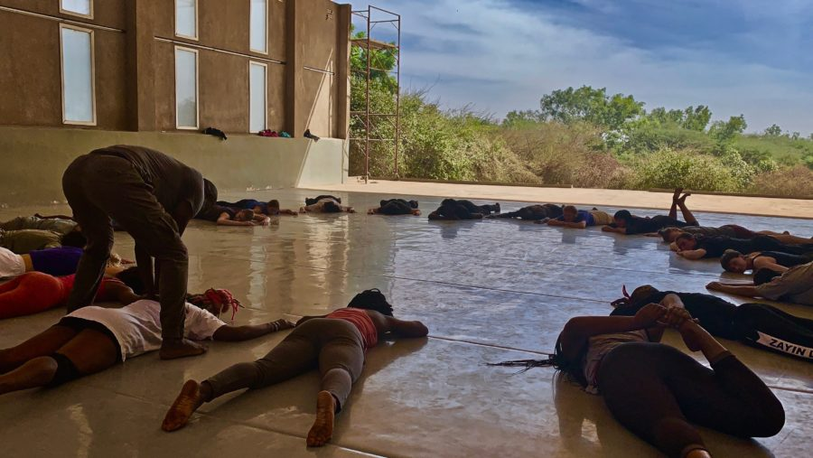 Ecole des sables Image Audrey King